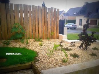 Jardin naturel - Rennes