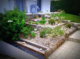 Création de jardin la chapelle des fougeretz