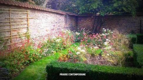Prairie fleurie contemporaine - RENNES