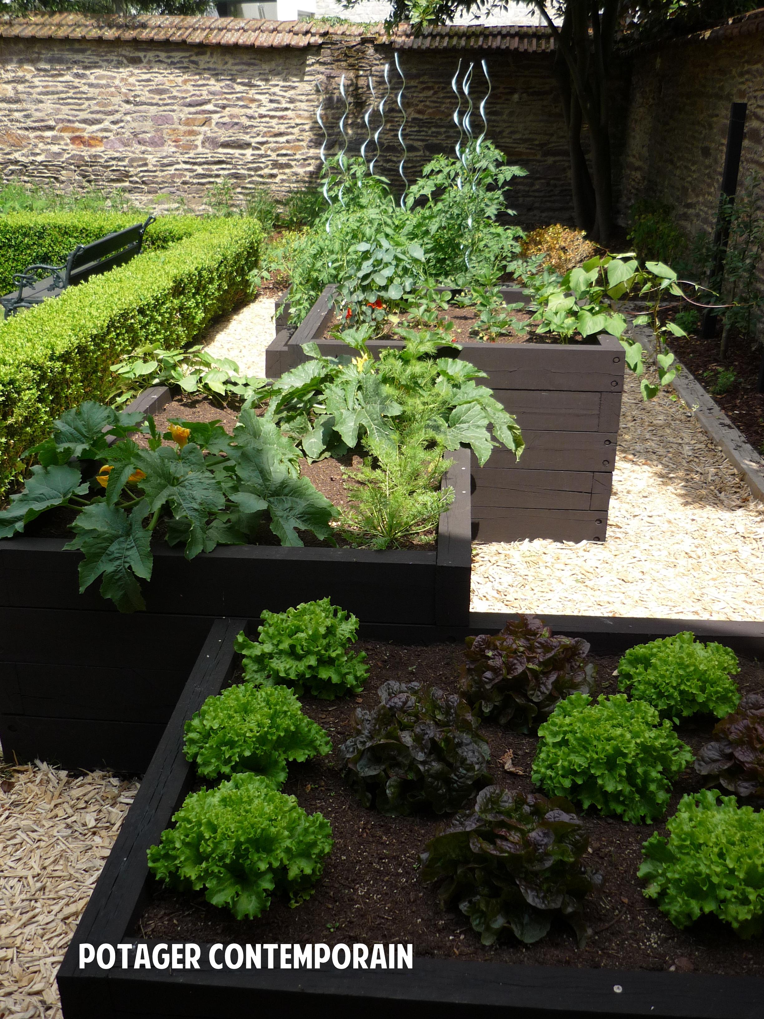 Jardin comestible permaculture paysagiste jardin vivant for Jardin vivant