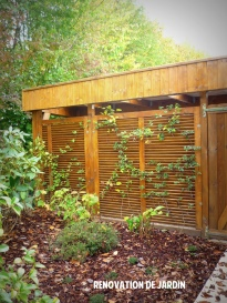 Aménagement de jardin - Saint Grégoire