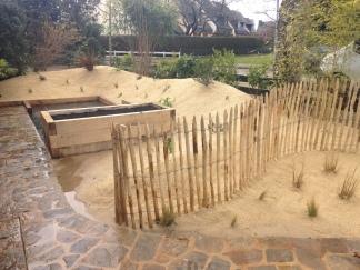 Aménagement jardin Le Rheu
