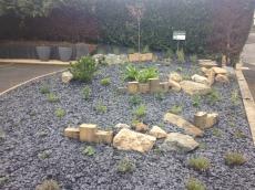 Création jardin Chasné sur illet